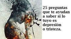 Mucha gente confunde la depresión con una tristeza muy profunda. Es fácil confundir a los dos desde el exterior, e incluso, a veces, desde adentro. Sin embargo, la tristeza y la depresión son muy diferentes cuando se trata de su efecto en nuestros cuerpos y nuestras vidas.