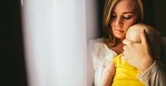 Woman in Brown Long Sleeve Shirt Carrying Baby in Yellow Shirt · Free Stock Photo