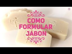 Curso de jabón I: cómo formular jabón - YouTube