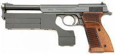 Walther Olympia Sport Semi-Auto Pistol