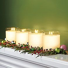 biz/sites/MaryKiefreider GloLite by PartyLite New scents in. visit my website to get yours today! Or book a party to get it for free! Christmas Candles, Christmas Decorations, Pillar Candles, Candle Jars, Candle Picture, Partylite, Pots, Candles Online, Holiday Tops