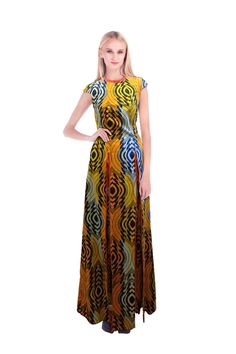 Long Slits Dress..Very eye catchy summer piece to show off those lovely long legs...