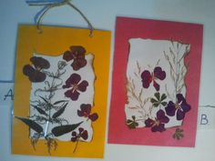 Pressed flowers art pressed flowers collage by DraculasGarden Pressed Flower Art, Kids Room Art, Childrens Room Decor, Nursery Decor, Collage, Wall, Flowers, Projects, Painting