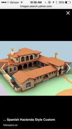 Spanish Santa Barbara home. Beautiful inside and out!! | Modern ...