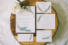 bridal wedding day details newport beach ca -- wedding invitations http://knw.io/the-brunsons/