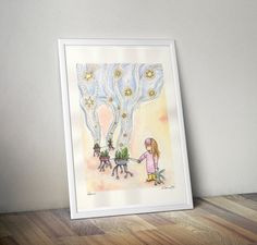 Whimsical Illustrations:Your StoryYour by LaCatrinaArt on Etsy