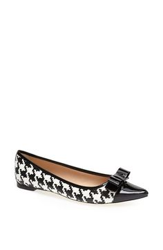 kate spade new york 'gabe too' pointy toe flat | Nordstrom