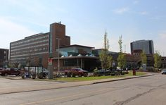 Windsor Regional Hospital Ouellette Campus. (photo by Mike Vlasveld)