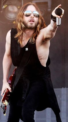 Jared Leto | 30 Seconds to Mars