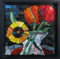 smalti mosaic | Mosaic Workshops | Pam Stratton Mosaic Artist