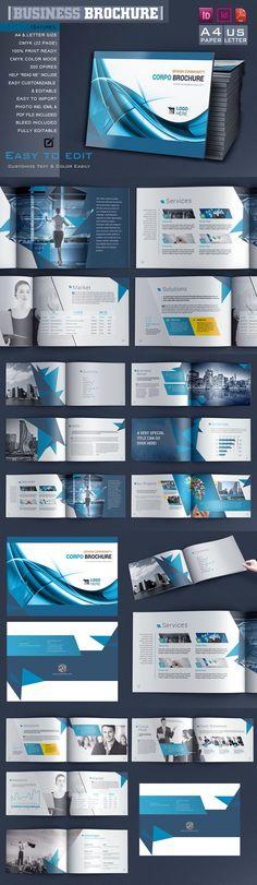 Brochure Templates Brochure Templates Pinterest Brochure - technology brochure template