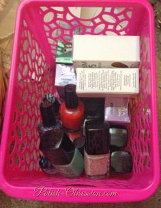 Polish Obsession: Twinsie Tuesday - My Nail Polish Collection