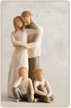 Parents with 2 children (twins)Parents with 2 children (twins)