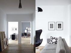 A masculine home in