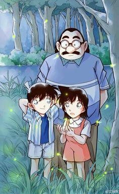 Child time Shinichi and Ran