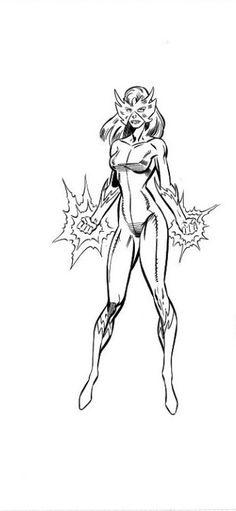 Marvel Dc Comics, Marvel Heroes, Marvel Universe Characters, Mark Bagley, New Warriors, Todays Comics, Illustrators, Concept Art, Character Design