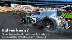 Did you know? #figure8racingfacts #poster #xracing