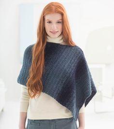 Scarfie Pero Poncho // Crochet Scarf