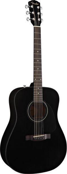 Vous cherchez une guitare entrée de gamme de bonne facture sans pour autant vous ruiner ? Alors, optez pour la guitare Fender CD-60 !<br><br>La CD-60 se caractérise par sa table en épicéa, son dos et ses éclisses en acajou, ainsi que par ses mécaniques bain d'huile.<br><br>Caractéristiques de la guitare Fender CD-60 : <br>Style de la caisse : Fender Style Dreadnought<br>Table : Epicéa<br>Barrage en «X» allégé<br>Dos et éclisses : Acajou<...