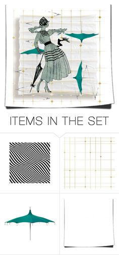 """Rain, Rain Go Away"" by brooksie1920 ❤ liked on Polyvore featuring art, rainyday, abstract, artset and artexpression"