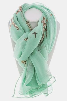 I think I'm in love with this scarf