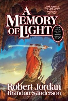The last book of the Wheel of Time Series.