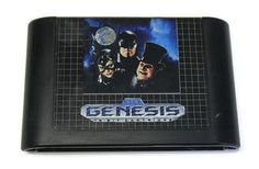 Batman Returns for Sega Genesis 1992 Cartridge by Retro8Games