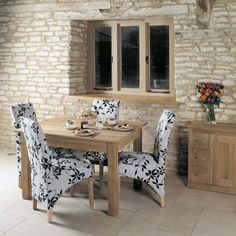 mobel oak dining table 4 seater cor04a is part of our baumhaus mobel