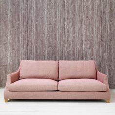 Rose Sofa Collection. Gu0026G H.85cm W.186cm D.105cm. £
