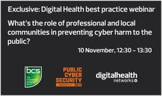Digital Health: trusted health IT, digital health and NHS IT news - market intelligence data expert - organiser of CCIO and CIO Networks and Summer Schools Summer School, Public, Marketing, Digital, Health, Health Care, Salud