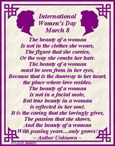 Funny Inspirational Poems for Women happywomendaypoem