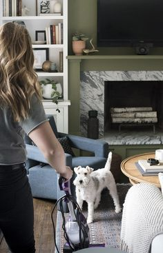 A vacuum designed specifically for homes with pets that washes and cleans multiple surfaces
