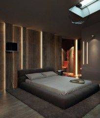 Home Decorating Idea Phot Contemporary Bed 91