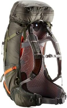 My New Extended Hike Pack, Osprey Atmos 65!