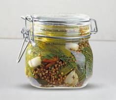 Pickling Mix Can Be Used for Marinating Vegetables or Making Pot Roast Easy Pickling Spice Recipe, Marinated Vegetables, Pickling Vegetables, Pickling Spices, Lobster Stew, Homemade Pickles, Green Beans And Tomatoes, Stuffed Banana Peppers, Seasoning Mixes