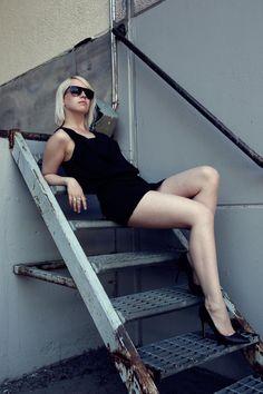 THE pikkumusta - Sunday Blondie | Lily.fi attitude! http://www.lily.fi/blogit/sunday-blondie/pikkumusta
