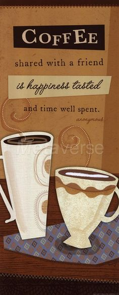 Aww if i had a coffee shop I'd have one of these signs. Enjoy the moment, and make memories! :)