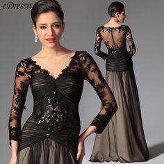 eDressit schwarzes Kleid 2