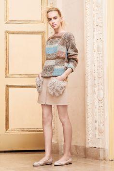 Thakoon Pre-Fall 2012 Fashion Show - Sofya Titova