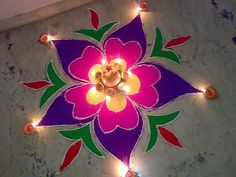 Rangoli designs and patterns - Messages, Wordings and Gift Ideas