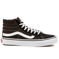 Vans Classics Sk8-Hi Slim Womens Shoes. Zapatillas ... d27ad05d74a