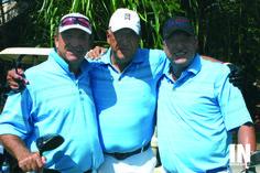 Alfonso Montes, Sergio Esquivel y Julio Sabates.