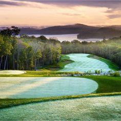 Bigwin Island Golf Club in Ontario, Canada
