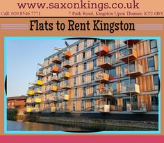 For more information visit at: http://saxonkings.co.uk/flats-to-rent-kingston