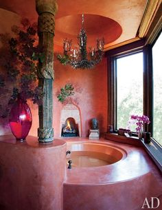 Image detail for -Celebrity Bathrooms with Luxurious Stone