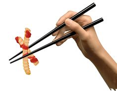 Little ways to feel healthier and happier -- Use chopsticks, lose weight