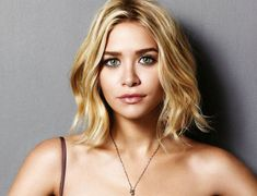 summer hair ashley olsen wavy bob
