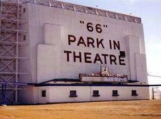 66 park in drive-in