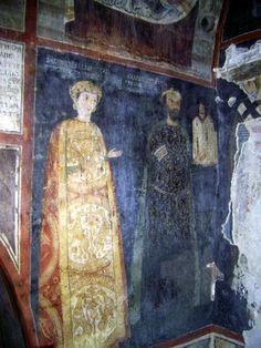 Boyana church/  Боянската църква – паметник под егидата на ЮНЕСКО/ Севастократор Калоян и Десислава