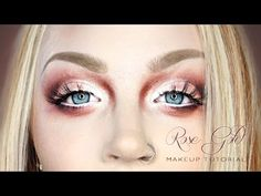 I love Mykie's tutorials, this look is so beautiful and unique, I love it